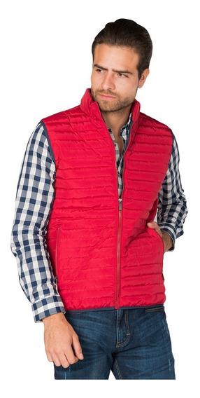 Chalecos Hombre Casual Pluma Ganso Sintentica Vestir H85101