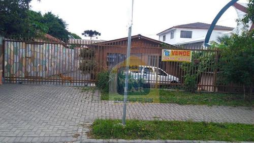 Imagem 1 de 7 de Terreno À Venda, 360 M² Por R$ 1.050.000,00 - Fazendinha - Curitiba/pr - Te0113