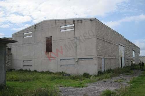 Terreno Con Bodega En Renta, Cerca De Blvd. Miguel Alemán Y Zona Industrial.