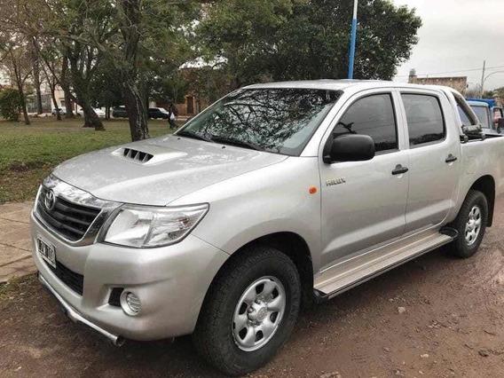 Toyota Hilux 2.5 120cv Dxpack 4x2