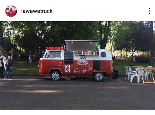 Food Truck Vw Kombi