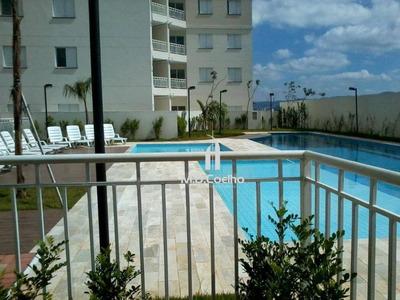 Apartamento Com 2 Dormitórios À Venda, 65 M² Por R$ 350.000 - Vila Endres - Guarulhos/sp - Ap0346