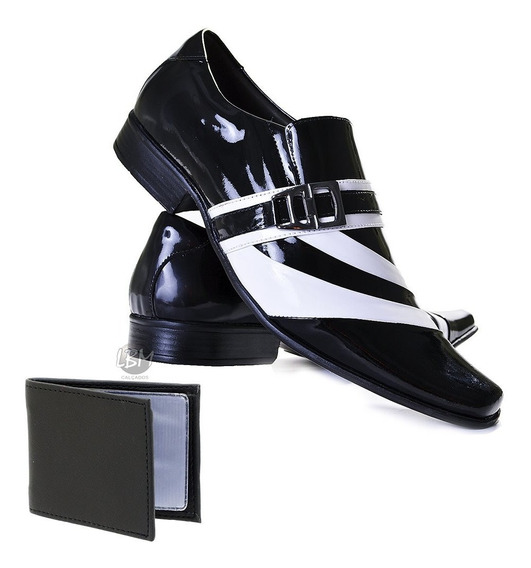 Sapato Social Verniz 0632- Anúncio Matriz