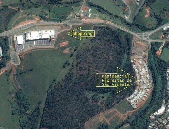 Oportunidade - Terreno À Venda, 300 M² Por R$ 160.000 - Residencial Floresta São Vicente - Bragança Paulista/sp - Te1379