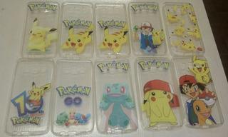 Caba Pokemon Transparente Samsung A3
