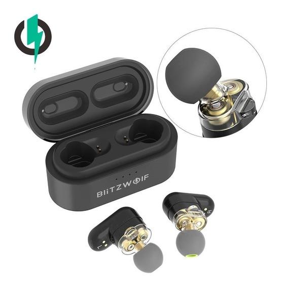 Fone Blitzwolf® Bw-fye7 Wirelles Bluetooth 5.0 - Sem Fio