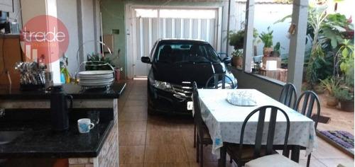 Casa Com 3 Dormitórios À Venda, 140 M² Por R$  - Jardim Pedra Branca - Ribeirão Preto/sp - Ca2812