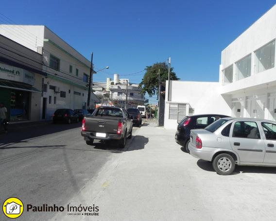 Loja Comercial Para Locação Definitiva Na Praia De Peruíbe - Sl00051 - 2450024