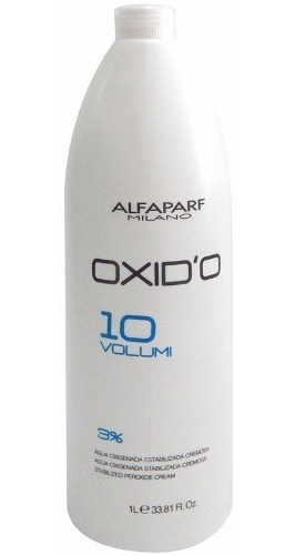 Alfaparf Oxidante 10 Volúmenes 1000 Ml Para Tintura Color