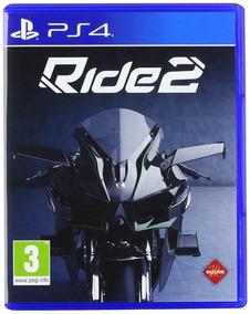 Ride 2 Ps4 - Lacrado- Envio Imediato