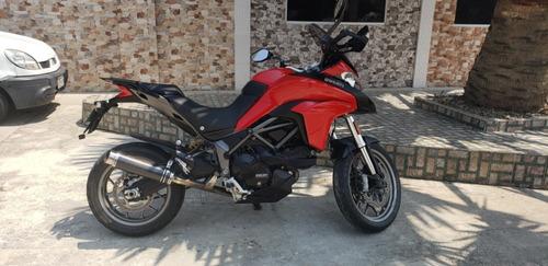 Ducati Mulstistrada 950 Touring