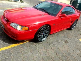 Ford Mustang 4.6 Gt Equipado Piel Cd At Mod. 1998