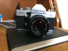 Praktica Mtl3 - Câmera Analógica