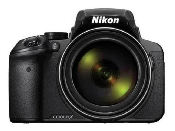 Câmera Digital Nikon P900 16mp 3.0