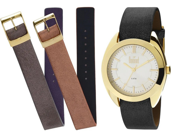 Relógio Dumont Feminino - Du2036lsm/3d