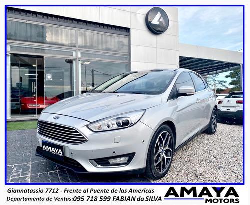 Ford Focus 2.0 Titanium At Hatch Amaya Motors!!!