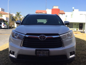 Toyota Highlander 3.5 Limited At 2016