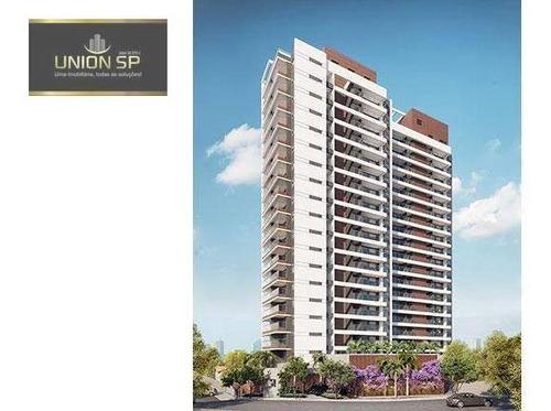 Apartamento Com 2 Dormitórios À Venda, 68 M² Por R$ 903.000,00 - Sumaré - São Paulo/sp - Ap45260
