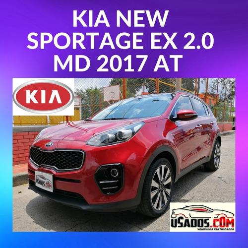 Kia New Sportage Ex 2.0 Md 2017 At