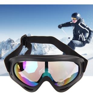 Óculos De Neve Esqui , Snowboard , Paintball, Jet Ski Uv400