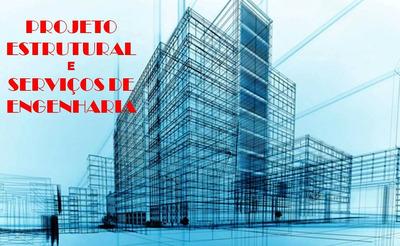 Projeto Estrutural - Art Laudo Reforma - Serviços Engenharia