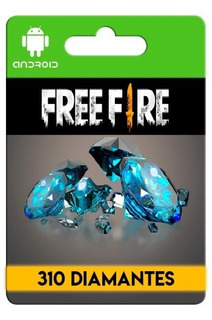 Free Fire 310 Diamantes + Bonus