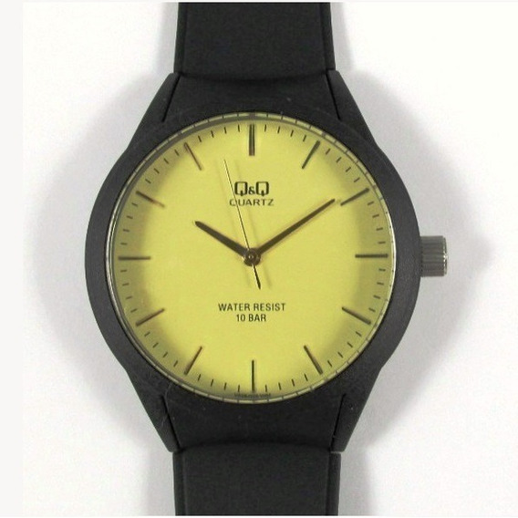 Relógio Q & Q Miyota Masculino Pulseira Borracha Vr28j005y