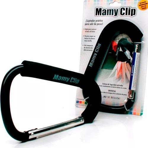 Baby Innovation Mamy Clip Gancho Para Colgar Cochecito