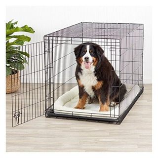 Caja De Metal Para Perro De Una Puerta(1.2mts)+ Envío Gratis