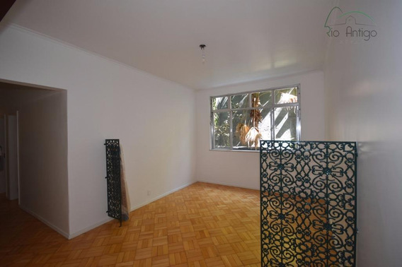 Apartamento - Rua Das Laranjeiras - Locação - Laranjeiras - Ap0853