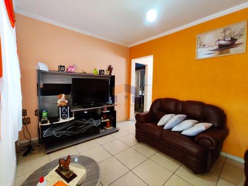 Casa Com 3 Dorm, 1 Suíte No Jd Cacique Em Suzano/sp - 931