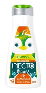 Shampoo Inecto Miel Natural Hipoalergénico X 200ml