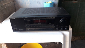 Receiver Sony Modelo Str D 311 Com Defeito