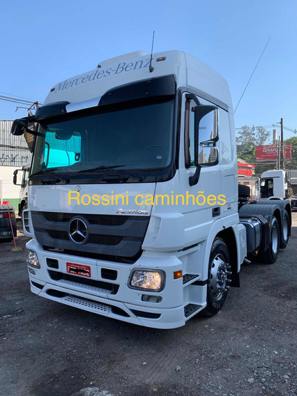 Mb Actros 2546 2014 Trucado Scania 124 420 Fh 440 2544 2540
