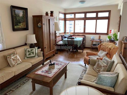 Imagem 1 de 15 de Apartamento Bem Localizado, Itaim Bibi. - Pj54966