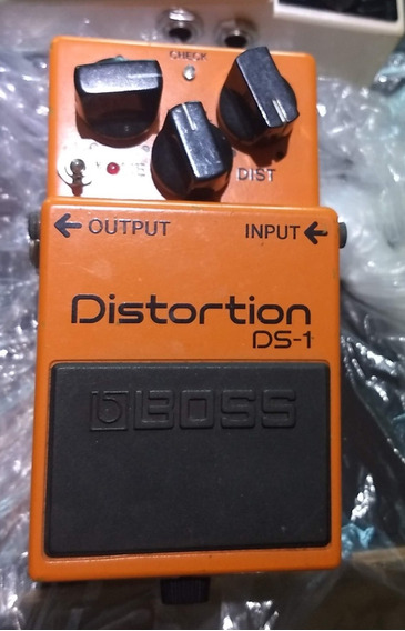 Boss Ds-1 Distortion Modificado Keeley
