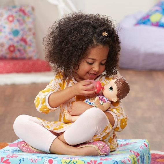 Brinquedos Pra Meninas Baby Alive Hora Do Xixi Morena Hasbro