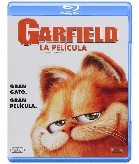 Garfield Pelicula Bluray