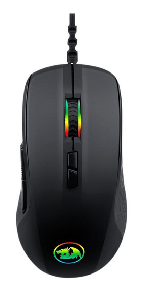 Mouse para jogo Redragon Stormrage preto