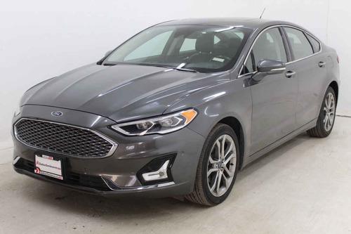 Imagen 1 de 14 de Ford Fusion 2019 4 Cilindros