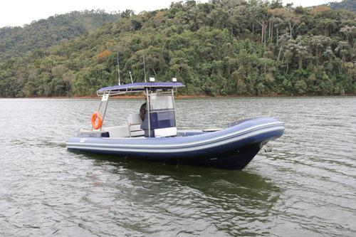Bote Flexboat  S R 760 L L  2 X Mercruiser 4.5 250 H P  2017