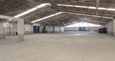 Se Renta Bodega Industrial En Santa Ana Poniente, Tláhuac