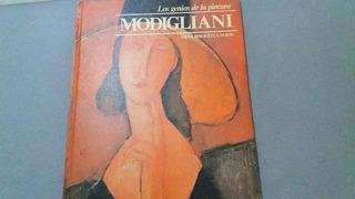Los Genios De La Pintura Modigliani Gran Biblioteca Serpa