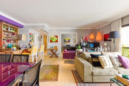 Apartamento À Venda - Pinheiros, 4 Quartos,  158 - S893020201