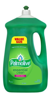 Jabon Lavatrastes Palmolive Original Essential 2.66lt Usa