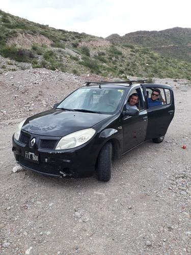Renault Sandero 2009 1.6 Pack