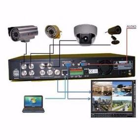 Cftv - Sistema De Vigilancia Digital - 838 Págs - Ilustrado