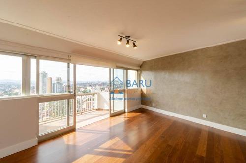 Imagem 1 de 30 de Apartamento Com 4 Dormitórios À Venda, 211 M² Por R$ 900.000,00 - Paraisópolis - São Paulo/sp - Ap13687