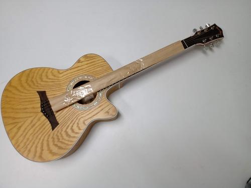 Imagen 1 de 7 de Guitarra Darestone Electroacustica Dt Ag06eq4br By Proel