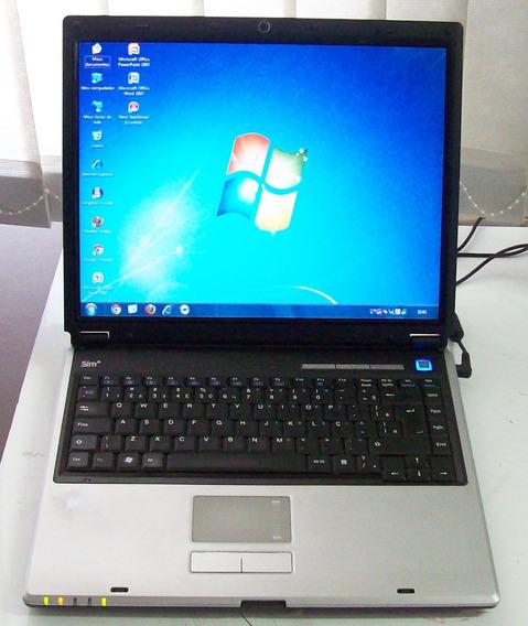 Notebook Sim+ Mobile L53 Completo